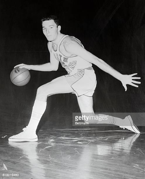 University of North Carolina Basketball guard Bob Cunningham