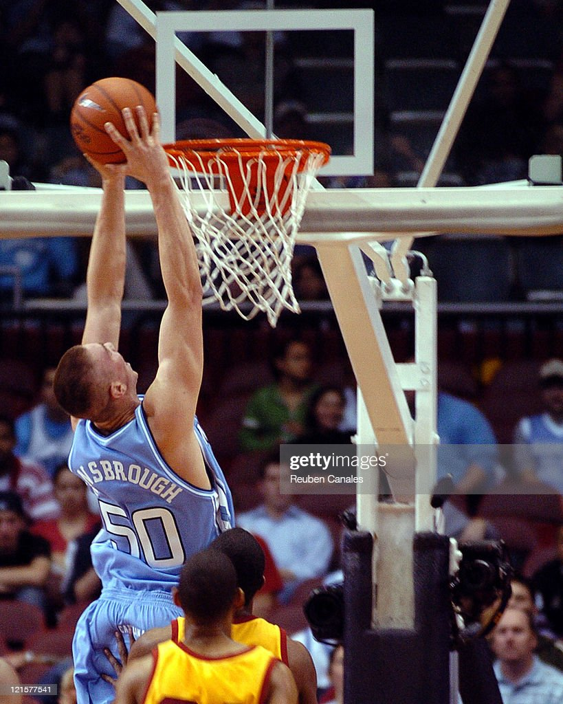 NCAA Men's Basketball - North Carolina vs USC - December 21, 2005