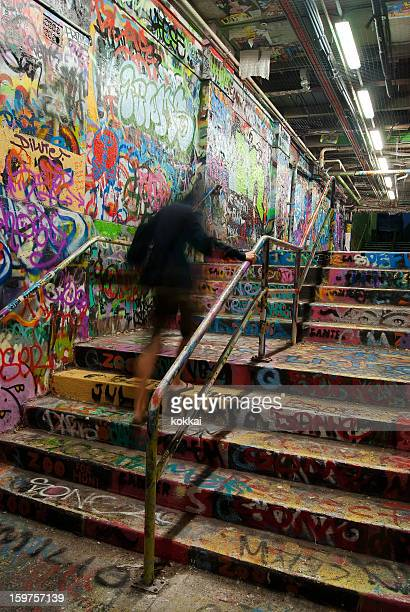 University of Sydney - Graffiti Tunnel