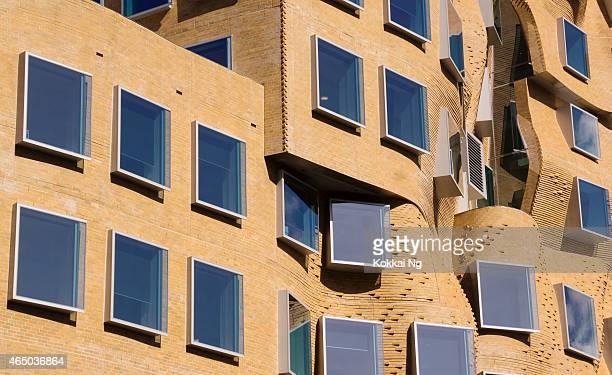 University of Technology Sydney (UTS): Dr Chau Chak Wing Building