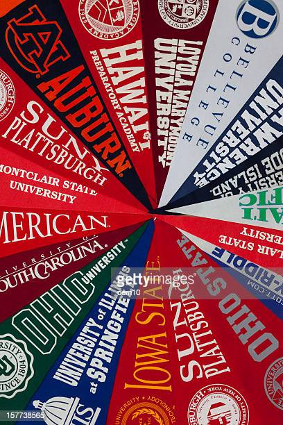 Universidad pennants