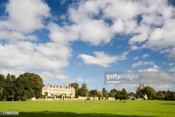 University Playing Fields, Oxford