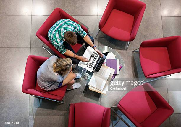 大学の学生ノートパソコンを使う