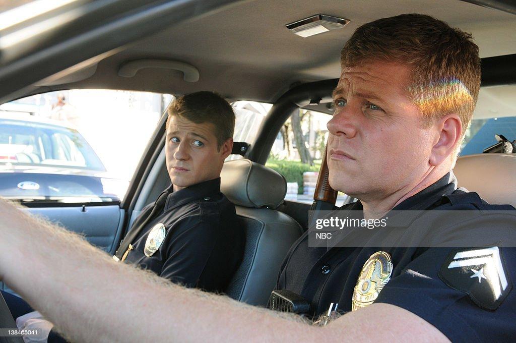 SOUTHLAND 'Unknown Trouble' Pilot Airdate Pictured Ben McKenzie as Ben Sherman Michael Cudlitz as John Cooper