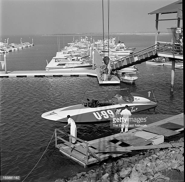 Unlimited Hydroplane Racing 1964 San Diego Cup