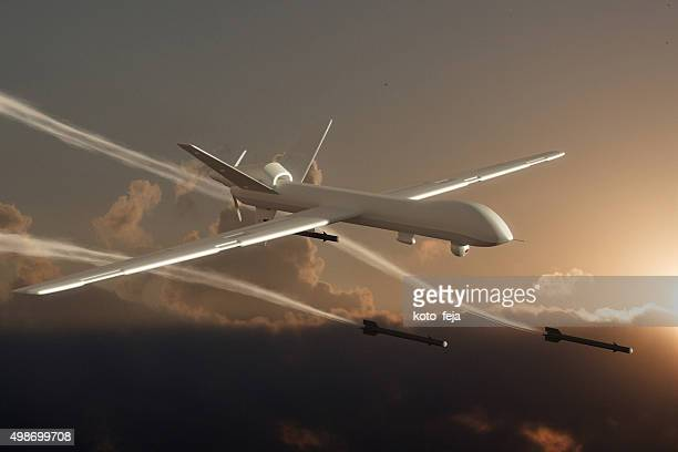 UAV Unmanned Aerial Vehicle (drone) attack