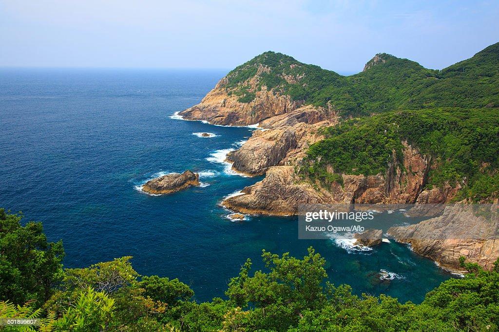 Unomisaki Cape, Kochi Prefecture, Japan