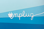 Unplug - take a break from work and enjoy life
