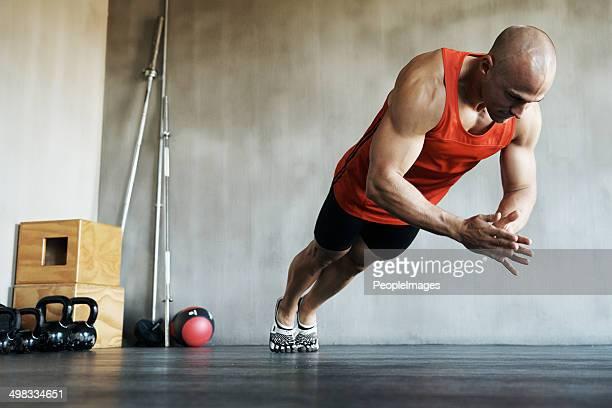 Activité sans répit pour le corps