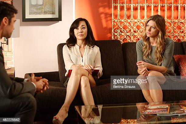 MISTRESSES 'Unreliable Witness' Feeling under the weather Karen heads to the doctor and is stunned when she gets the results April and Blair move...