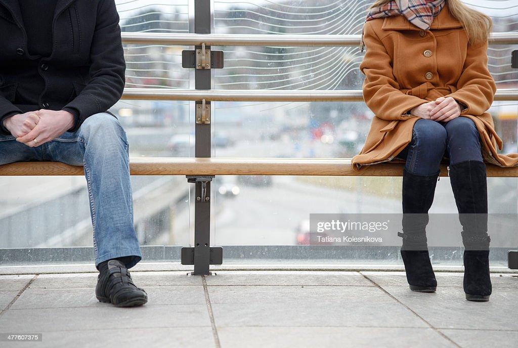 Unrequited love : Stock Photo