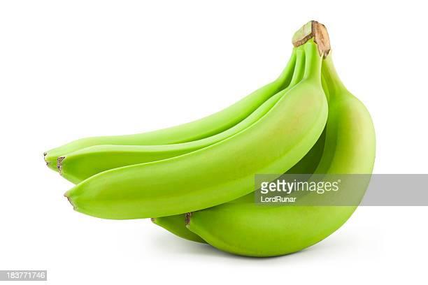 熟していないバナナズ