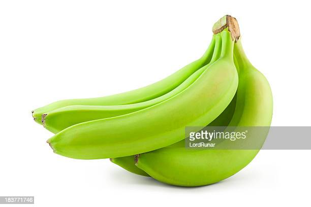 Pas mûr bananes