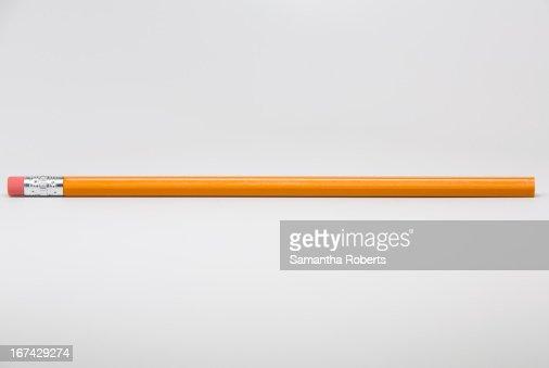 Unsharpened lápiz : Foto de stock