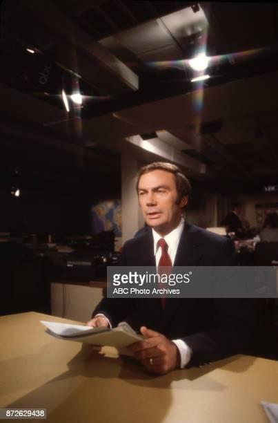 ABC News correspondent Sam Donaldson promotional photo