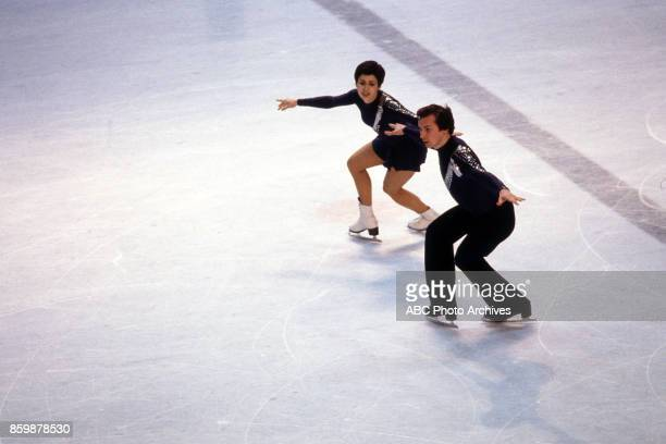 Irina Rodnina Alexander Zaitsev skating