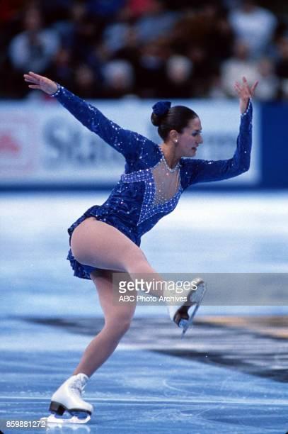 Tonia Kwiatkowski skating