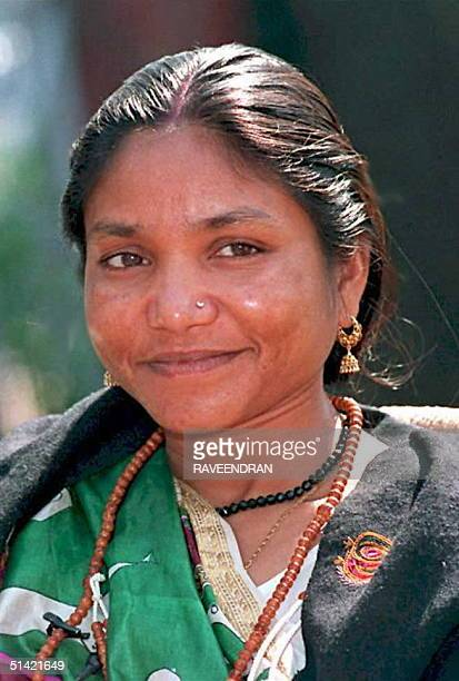 Phoolan Devi the reformed bandit queen who spent 11 years in jail for the masscre of 22 men is pictured in 16 Feb '95 file photo Phoolan Devi freed...