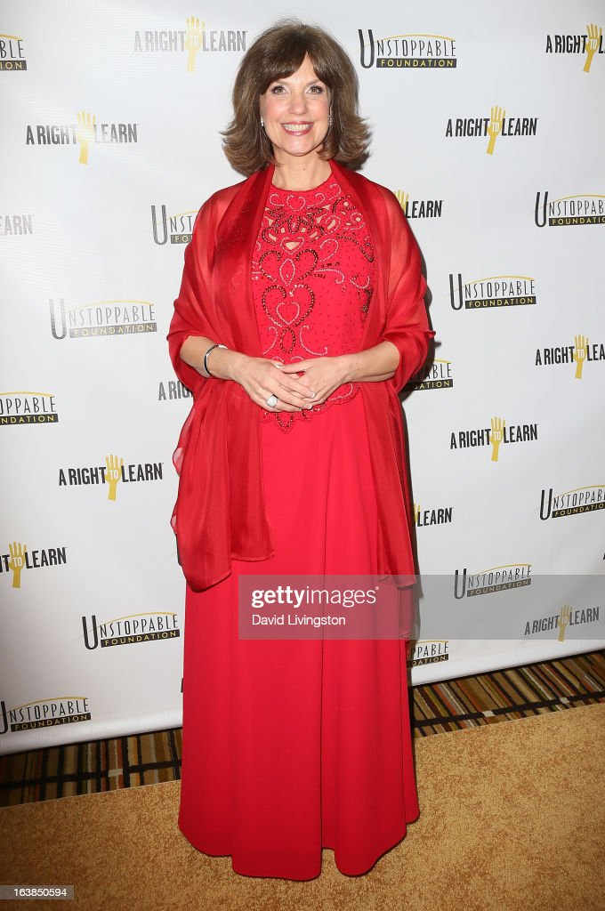 Unstoppable Foundation founder Cynthia Kersey attends the 4th Annual Unstoppable Gala at the Beverly Wilshire Four Seasons Hotel on March 16, 2013 in Beverly Hills, California.