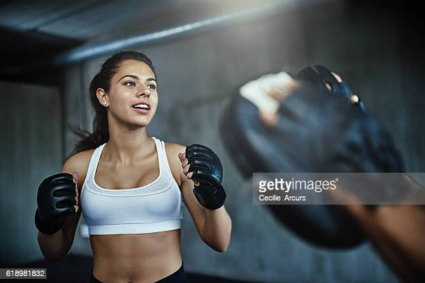 Unstoppable in the fight for fitness