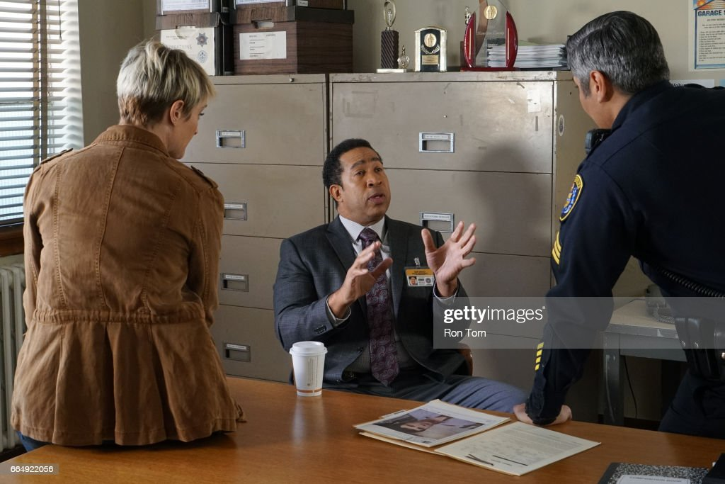 THE FOSTERS - 'Until Tomorrow' - Callie has 24 hours to decide if she should take a three-year plea deal in the spring finale episode of The Fosters, airing TUESDAY, APRIL 11 (8:00 - 9:01 p.m. EDT), on Freeform. NUCCI