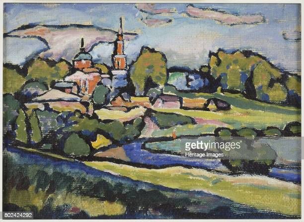 Untitled 1917 Found in the collection of MusÈe national d'art moderne Centre Georges Pompidou Paris