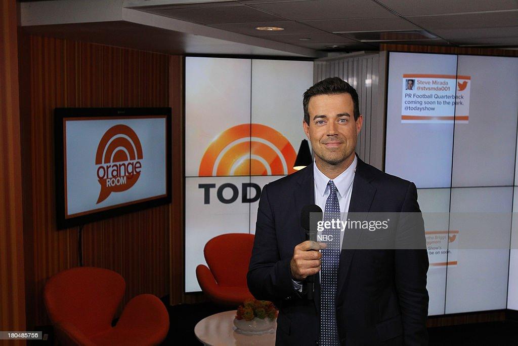 "NBC's """"Today"""" - TODAY Unveils New Studio 1A"