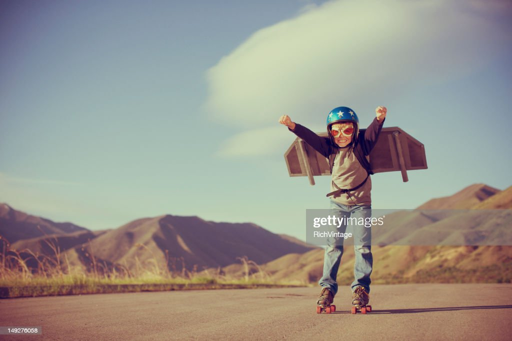 Up and Away : Stock Photo