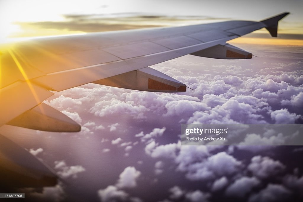 Up in the sky : Stock Photo