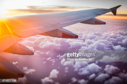 Up in the sky : Foto de stock