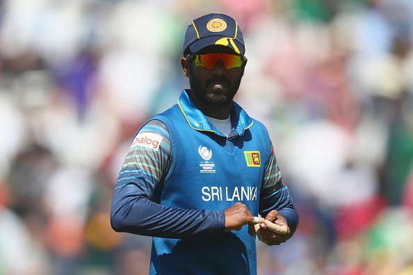 Sri Lanka v South Africa - ICC Champions Trophy : News Photo