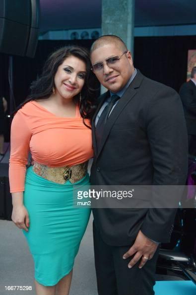 Martha Vargas and Fernando Vargas