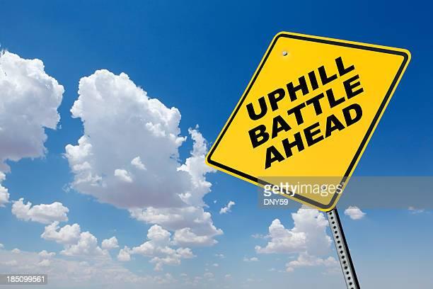 Uphill Battle Ahead