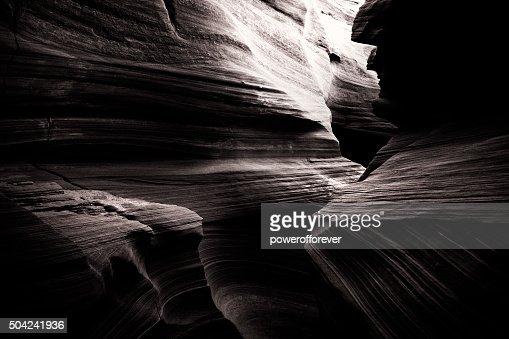 Upper Antelope Canyon in Arizona, USA