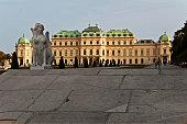 Upper Belvedere Gardenside Vienna 2013 Photograph by Gerhard Trumler