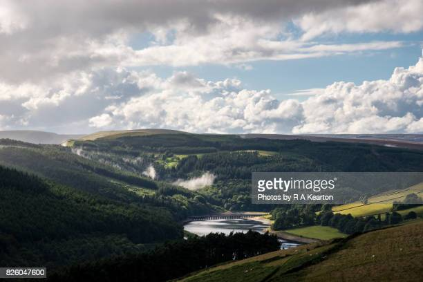 Upper Derwent valley, Peak District, Derbyshire, England