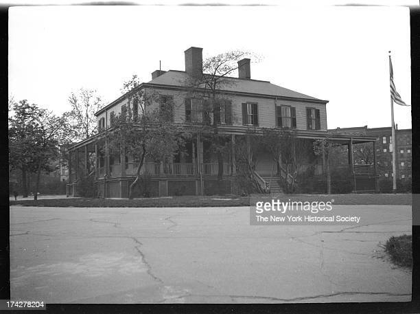 Gracie Mansion New York New York early to mid 1920s