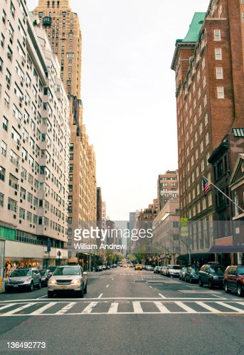 Upper East Side, New York City : Foto stock