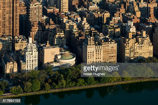 Upper East side of Manhattan, Guggenheim Museum