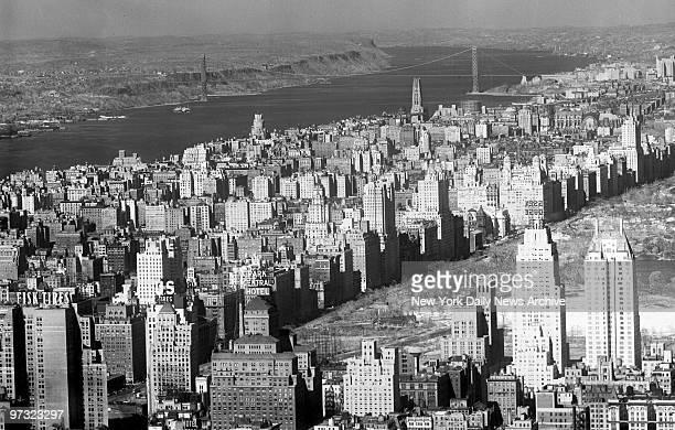 Upper West Side of Manhattan 1930s