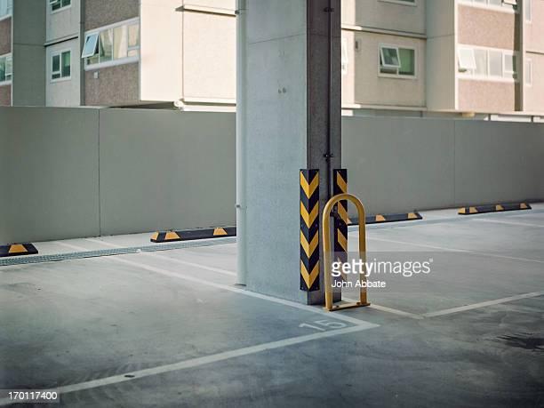 Upper-level parking