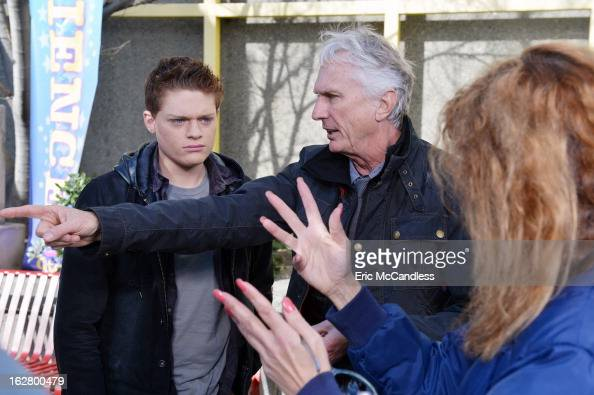 BIRTH 'Uprising' In an allnew episode of 'Switched at Birth' told entirely in American Sign Language the students at Carlton School for the Deaf...