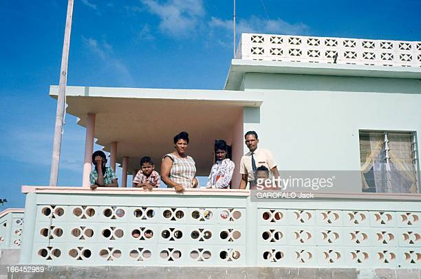 Uprising Of The People Of Anguilla Island In The Caribbean For Independence Anguilla 19 mars 1969 Lutte pour l'indépendance le président de la...