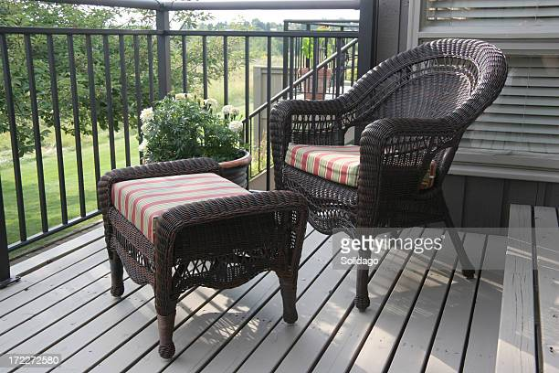 Upscale All Weather Outdoor Wicker Furniture