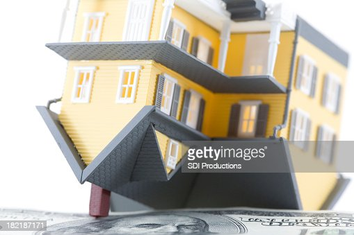 Upside down on your House?