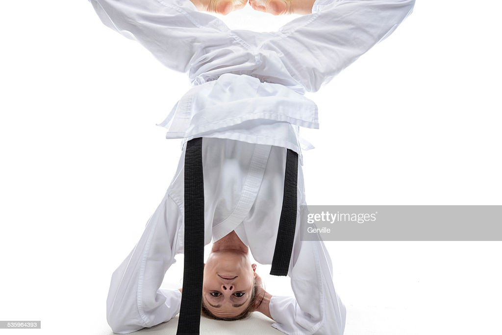 Upside Down : Stock Photo