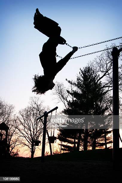 Upside Down Swing!