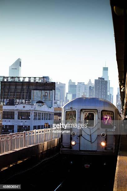 Uptown 7 Train