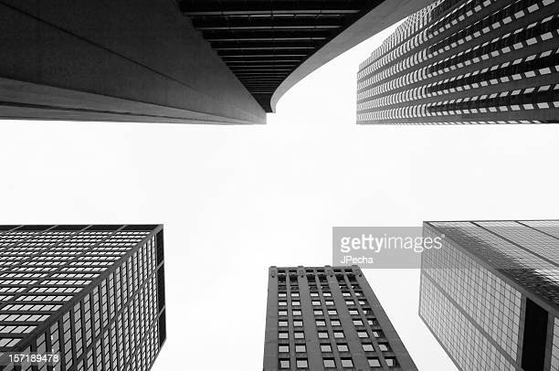 Architecture noir et blanc photos et images de collection for Architecture noir et blanc