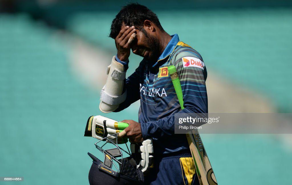 Australia v Sri Lanka - ICC Champions Trophy Warm-up